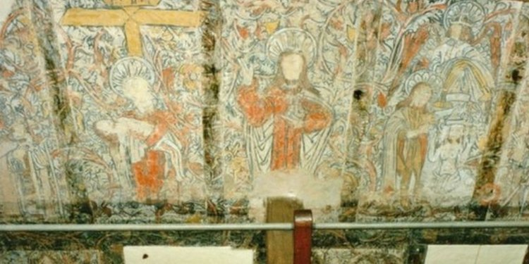 15th Century paintings in