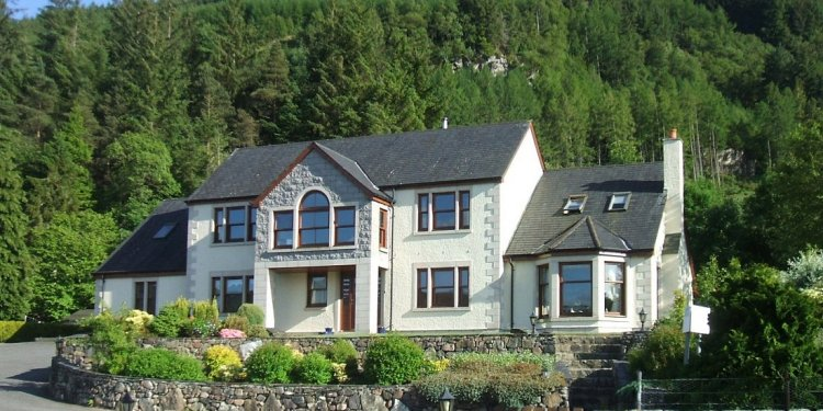 Bed and Breakfast in Argyll