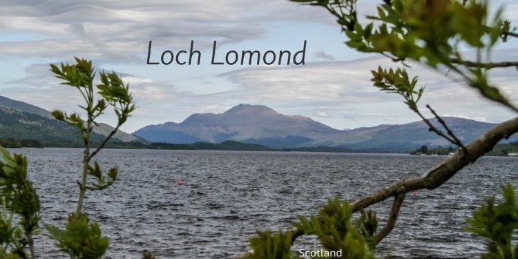 Best stops around Loch Lomond