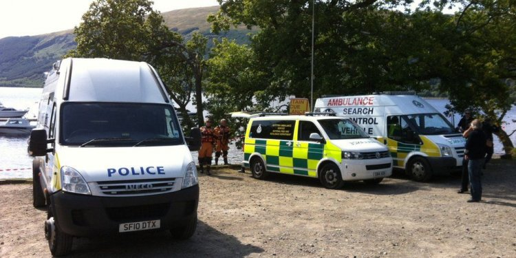 Body found in Loch Lomond