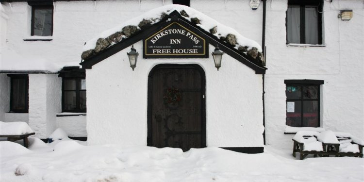 Kirkstone Pass Inn, Cumbria