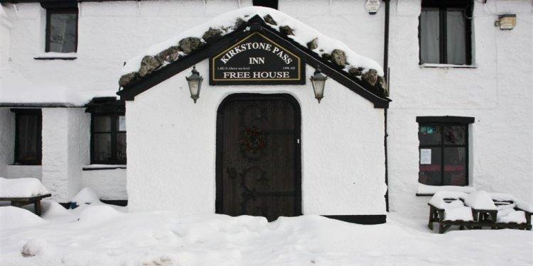 Kirkstone Pass Inn, Cumbria
