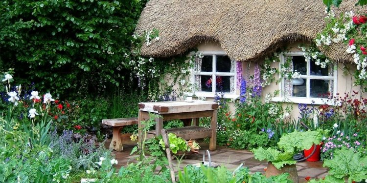 English cottages and