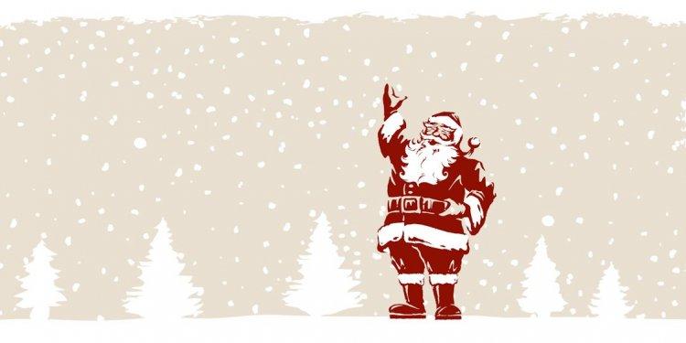A holly, jolly festive