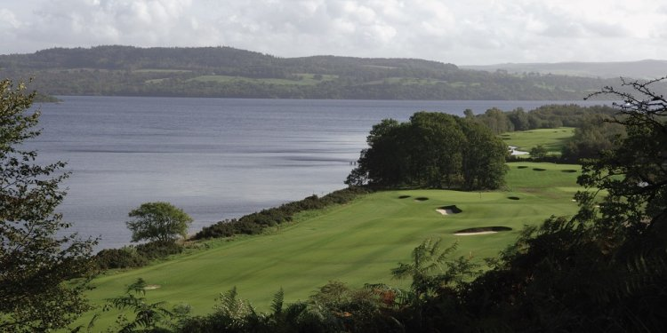 The Carrick on Loch Lomond