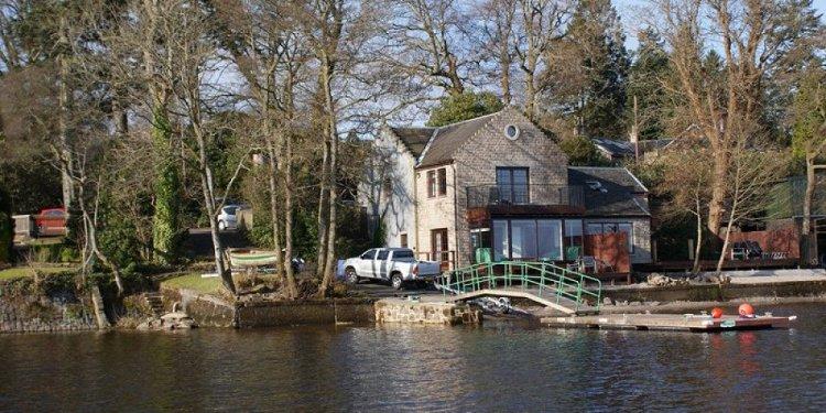 Loch lomond accommodation