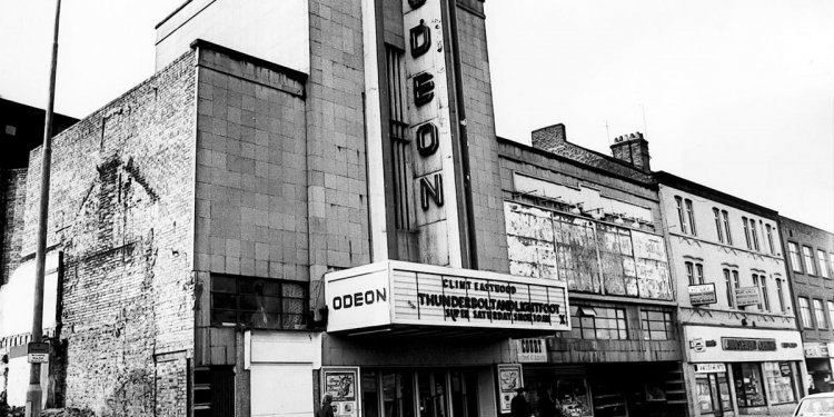 Gateshead s Odeon Cinema