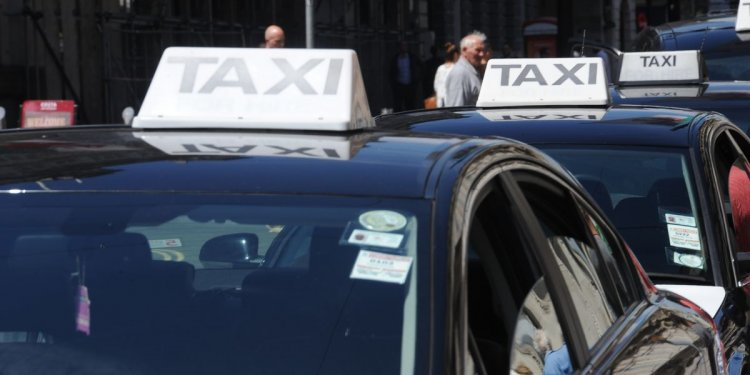 Taxi fare increase planned for