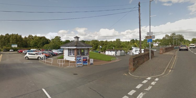 Teenager raped on Balloch