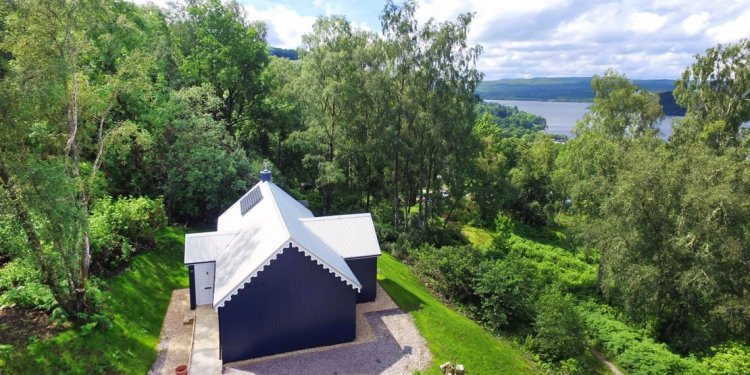 The Blue Cottage Luxury