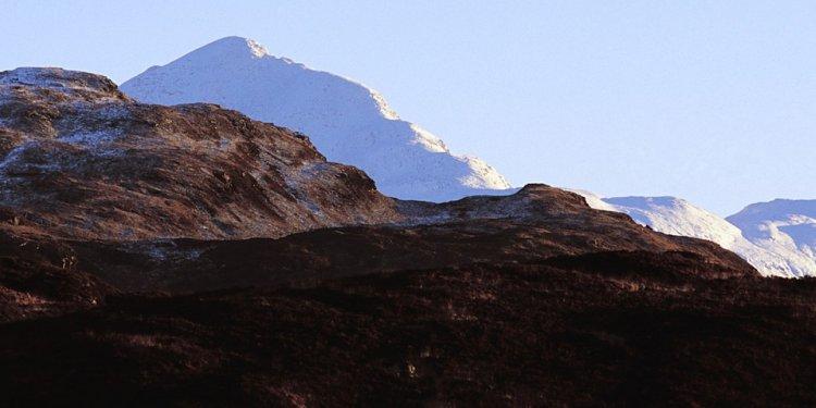 Showing Arrochar Alps