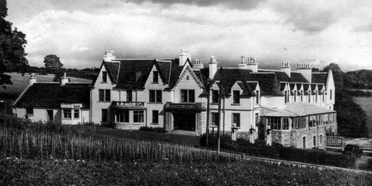 Arms Hotel Drymen Scotland
