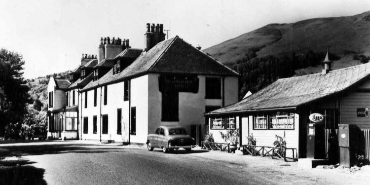 Arms Hotel Luss Scotland