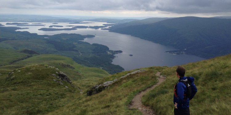 Trail Running in Scotland