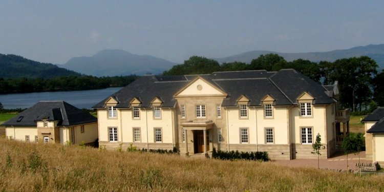 De Vere luxury Lodge Loch Lomond
