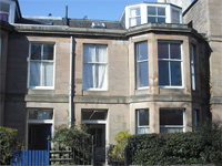 Click to look at Edinburgh Alisons B&B accommodation details