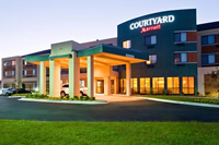 Courtyard by Marriott in Alexandria, Louisiana