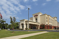 Hampton Inn and rooms in Alexandria, Louisiana