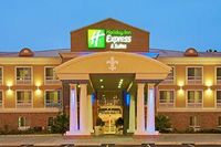 getaway Inn Express and Suites in Alexandria, Louisiana