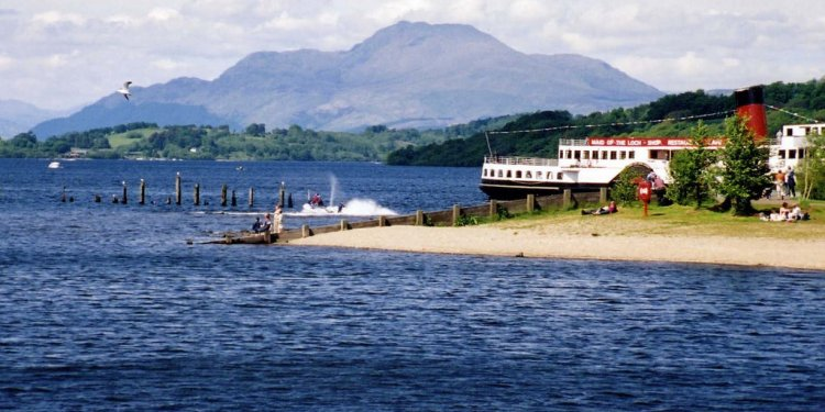 Tullie Inn Loch Lomond