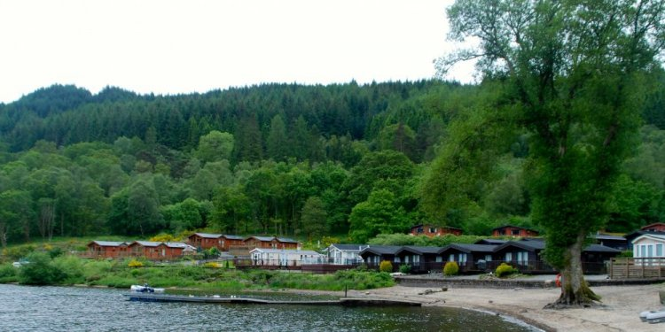 Loch Lomond Holiday Lodges