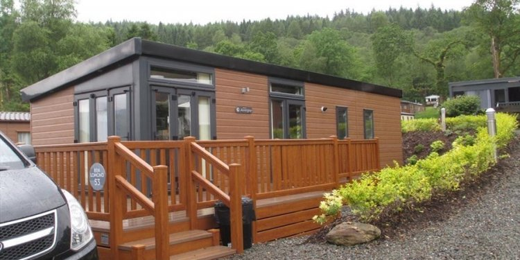 Holiday Park, Loch Lomond