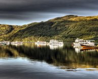 Attractions Tarbet Scotland