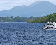 Loch Lomond National Park accommodation