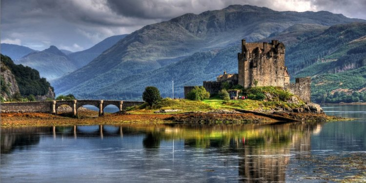 Places to Stay in Stirling Scotland