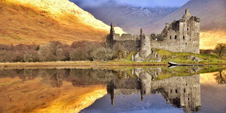 Landmark Argyll and Bute England